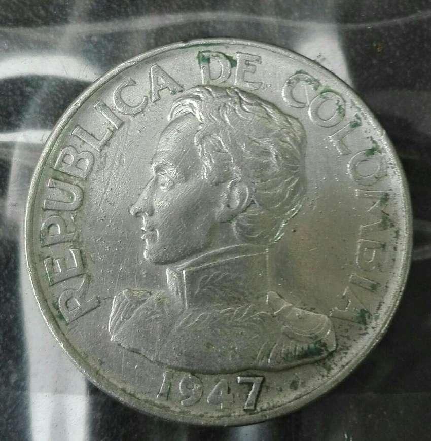 Moneda de Plata. 0