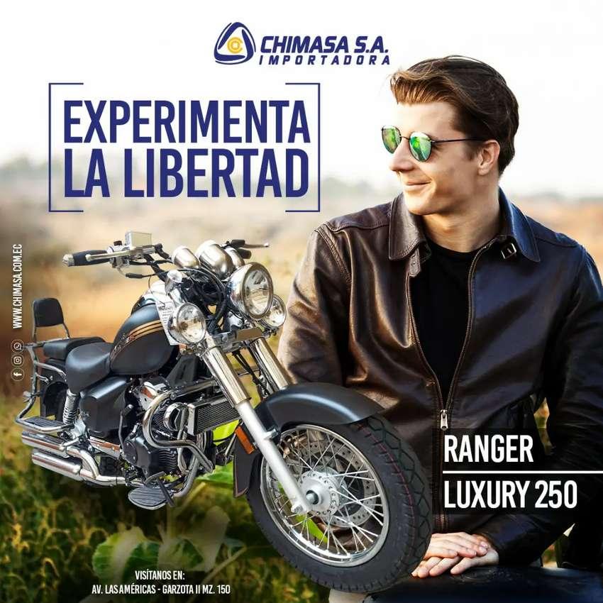 MOTOCICLETA TIPO HARLEY 250 0