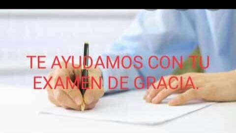 Examenes de Gracia 0