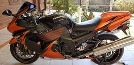Kawasaki Zx14 Special Edition