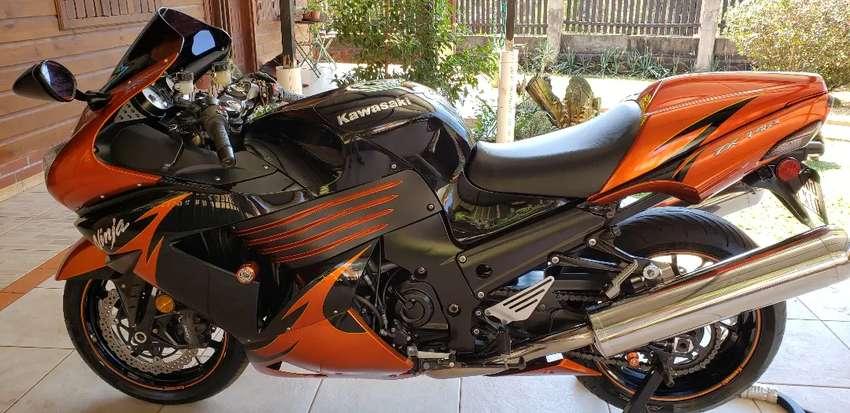 Kawasaki Zx14 Special Edition 0