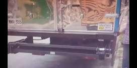Plataforma hidraulica para camion