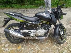 Pulsar 180 gt 2012 con tarjeta y contrato de vende libre de impuestos permuto por otra moto ojala sea trochera le