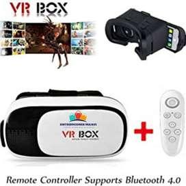 Practicas Gafas de Realidad Virtual Vr Box!!!