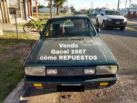 Vendo Repuestos Gacel 87