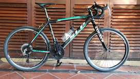 Bicicleta slp modificada, muy liviana. escucho ofertas...