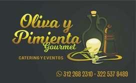 Oliva Y Pimienta Gourmet Catering Y Even