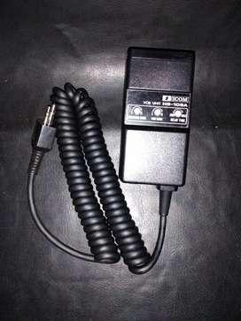Unidad de vox con auricular Icom Hs-10/Hs-10sa