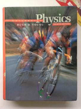 University Physics 8Th Edition Hugh D. Young