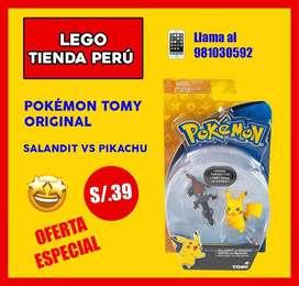 Pokemon pikachu tomy original