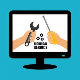 Técnicos especializados en la reparación de TV a domicilio