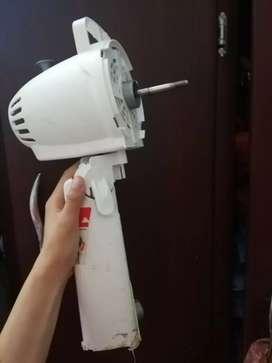 Vendo Motor de ventilador Samurai en excelente estado