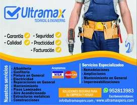 MANTENIMIENTO, CONSTRUCCION Y SOLUCIONES AREQUIPA