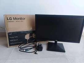 Monitor Lg 20 pulgadas