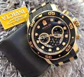 Reloj invicta Nuevo 100% Original