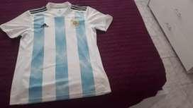 Vendo remera seleccion argentina