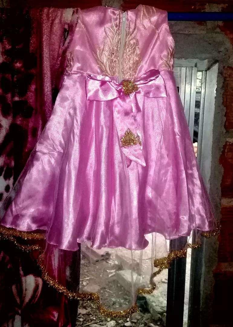 Vestido princesa 0