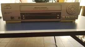 Videocastera JVC Usada