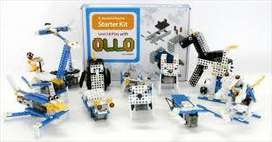 Robot Kit Inventor Ollo Robotics Ult Nivelcontrolprogramad