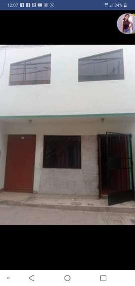 Casa en venta de primer y segundo piso precio en soles