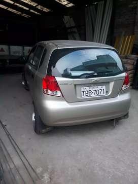 Se vende Chevrolet Aveo activo 2011