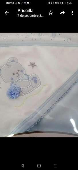 Colchas Algodón Pyma para Bebés