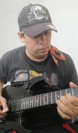 Aprende a tocar Guitarra eléctrica