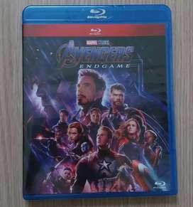 Pelicula Bluray Original Avengers Endgame ¡Nueva sellada!
