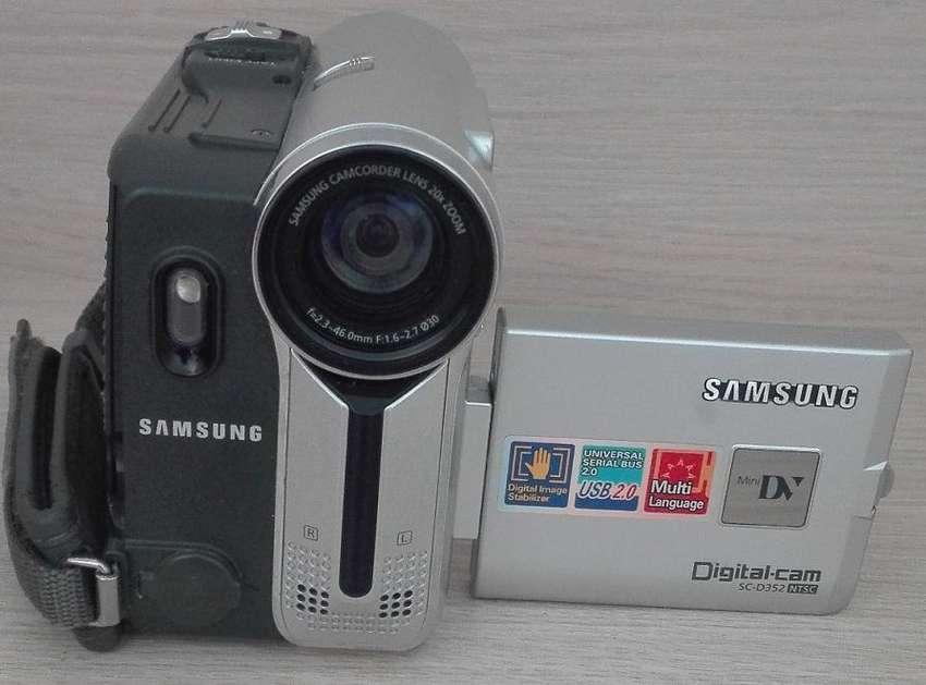Video Cámara Samsung Sc-d352 0