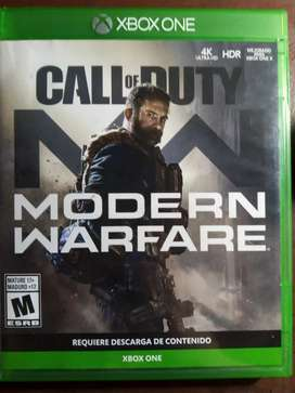 Calle Of Duty Modern Warfare