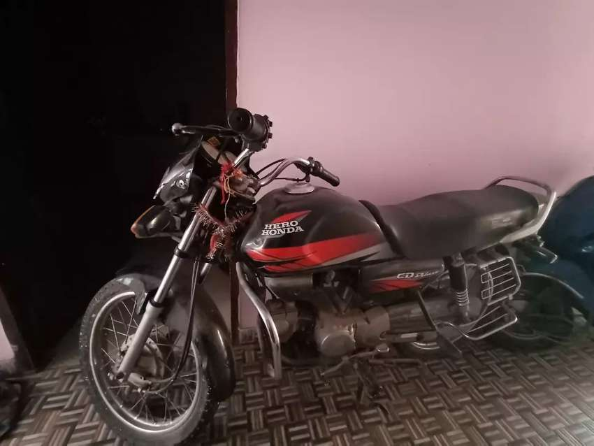Bycycle motorcycle 0