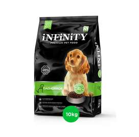 Infinity perro cachorro 10 kg