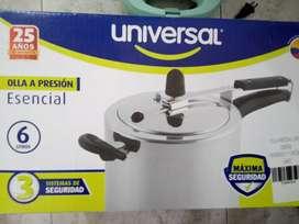 Olla express universal 6 lt