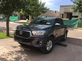 Toyota Hilux 2019 SRV