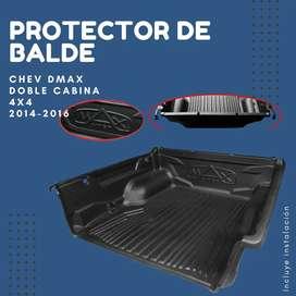 PROTECTORES DE BALDE MAXLINER PARA D-MAX CINCO AÑOS DE GARANTIA