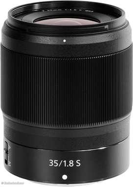 Lente Nikon Nikkor Z 35mm f /1.8S