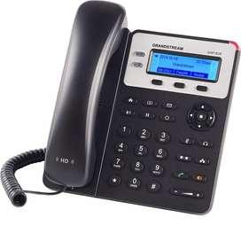 TELEFONO IP GRANDSTREAM GXP1620 PARA VoIP PROTOCOLO SIP CON DOS PUERTOS 10/100 MBPS