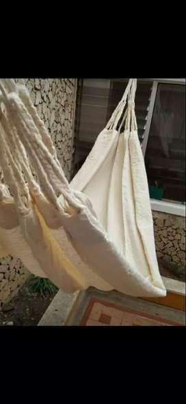 Hamacas 100% algodón