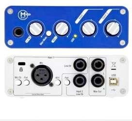 MBOX2 Digidesing audio interface