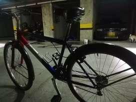 Vendo bicicleta todoterreno con papeles