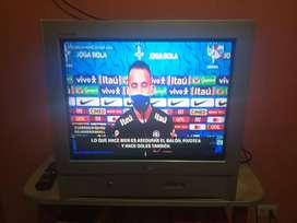 Vendo tv lg 21 pulgadas buen estado