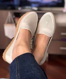 Zapatos bianca color beige talla 35/36