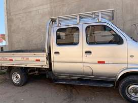 En venta camioneta doble cabina pick up