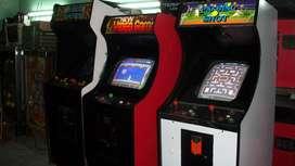 arcade video juego retro flippers