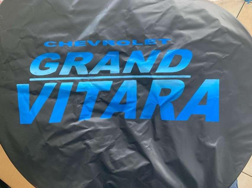 Cobertor Llanta Emergencia Gran Vitara 0