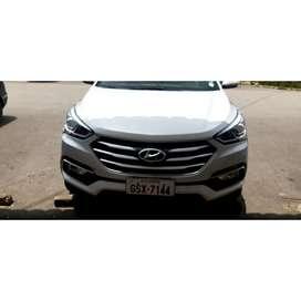 Hyundai Santa Fe 2018 tipo jeep