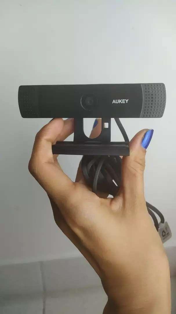 Webcam 1080 FULL HD aukey NUEVA ENVIO GRAtis 0