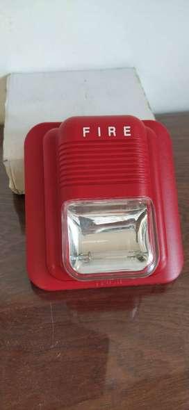 Sirena de incendio