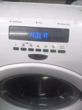 Vendo lavarropa automático drean next 7.10