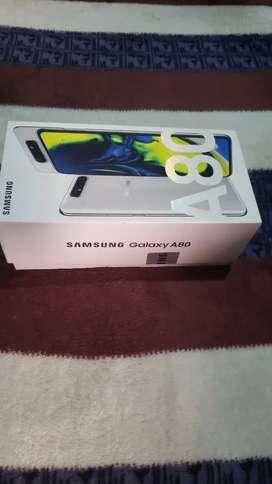 Samsung a80 como nuevo